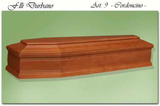 Art. 9 – Cordoncino